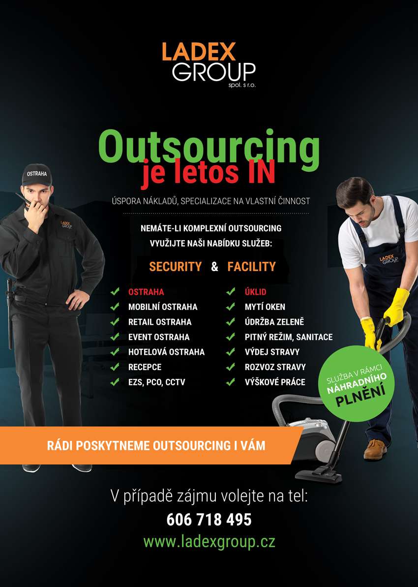 Outsourcing je letos IN